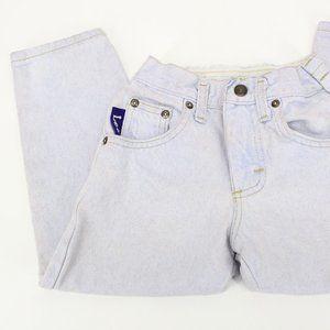 Vintage Lee Light Wash Kids's Mom Jeans